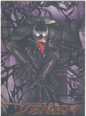 Spiderman 3 The Movie Venom Chase Card V2