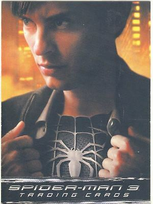 Spiderman 3 The Movie Promo Card SD07