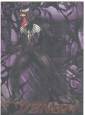 Spiderman 3 The Movie Venom Chase Card V3