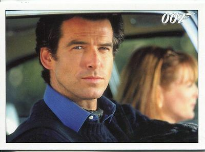James Bond Archives 2015 Goldeneye Chase Card #16