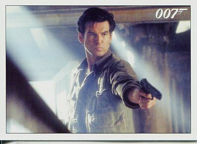 James Bond Archives 2015 Goldeneye Chase Card #97