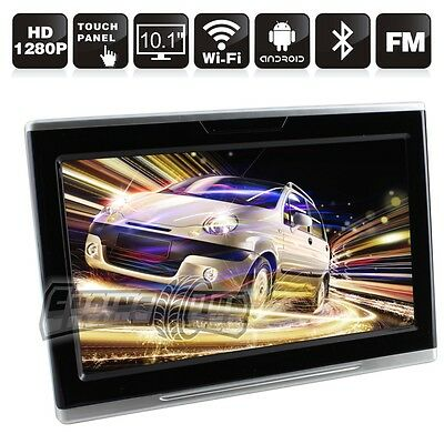 Touch Screen Car headrest Monitor Android 4.4.4   1280*800 10.1 inch