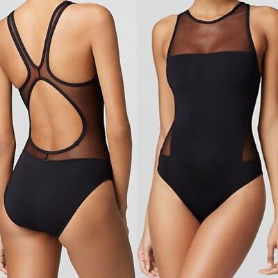 Women One Piece Swimwear Swimsuit Monokini Push Up Padded Bikini Bathing Wear