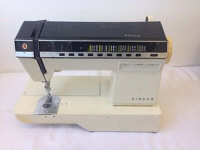 Vintage Singer Futura 1000 Sewing Machine Made in West Germany