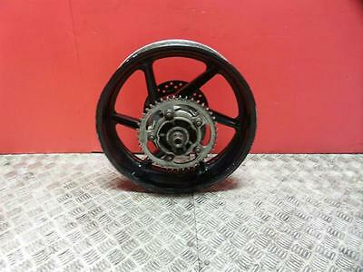 1994 Honda Cbr 600 F2 Rear Wheel With Sprocket Brake Discs And Spindle