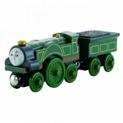 Thomas ei suoi Amici - Emily Locomotiva - Ferrovia in Legno - Mattel Thomas and