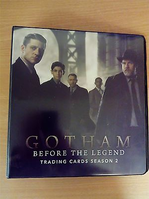 Gotham Season 2 Official Cryptozoic Binder