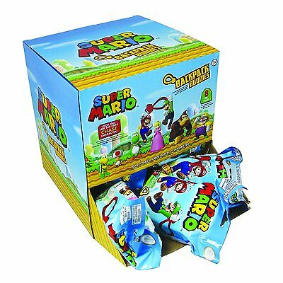Official Super Mario Mystery Backpack Buddies Clip Blind Bag - Chosen at Random