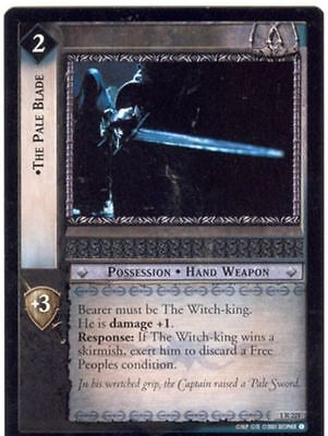 Lord Of The Rings CCG FotR Card 1.R72 Gandalf Friend Of The Shirefolk