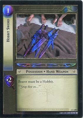 Lord Of The Rings CCG FotR Card 1.U301 Master Proudfoot Distant Relative Of