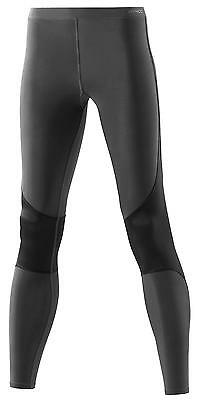 SKINS Women s Ry400 Recovery Long Tights Graphite LH