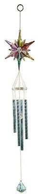 Snow Flake Chimes  21 inches  - RAI 16535