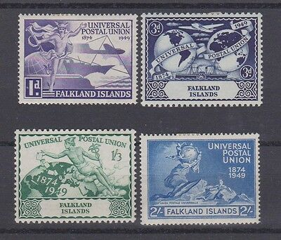 FALKLAND ISLANDS 103-106 UPU set mint 1949