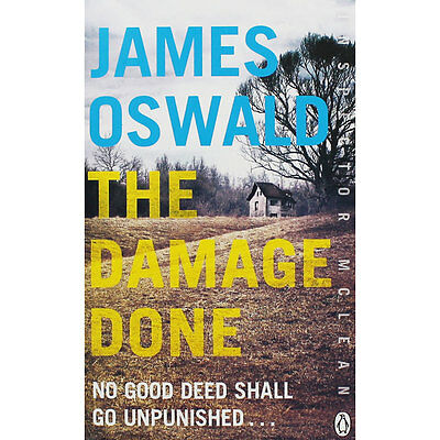 The Damage Done by James Oswald (Paperback), Fiction Books, Brand New