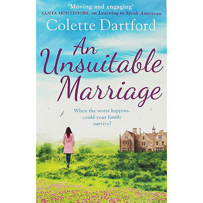 An Unsuitable Marriage by Colette Dartford (Paperback), Fiction Books, Brand New