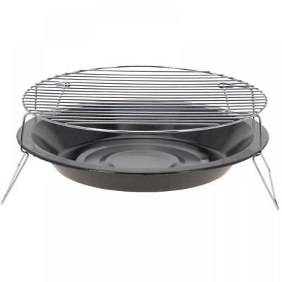 """Table Top 14"""" Portable Charcoal Bbq Barbecue Barbeque Patio Garden Party Set"""