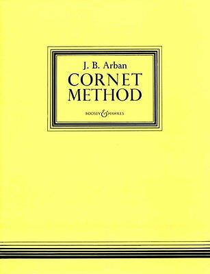ARBAN CORNET METHOD Fitz-Gerald*