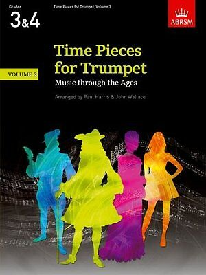TIME PIECES FOR TRUMPET Vol 3 Harris/Wallace*