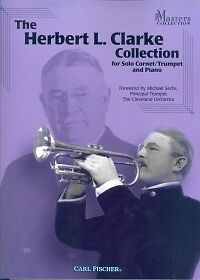 CLARKE COLLECTION Herbert L Cornet Trumpet & Piano