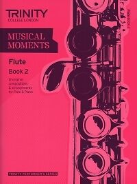 MUSICAL MOMENTS FLUTE Book 2 Score & Part*