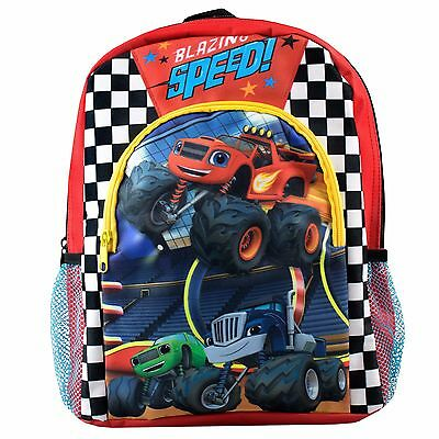 Blaze & the Monster Machines Backpack | Kids Blaze and the Monster Machines Bag