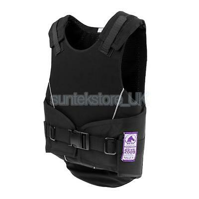 Adjustable Kids Horse Riding Equestrian Body Protective Safety Vest - M