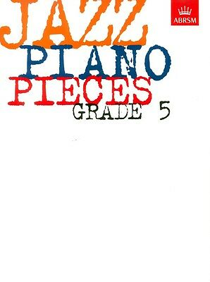 JAZZ PIANO PIECES Grade 5 ABRSM