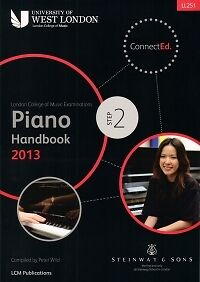 LCM PIANO HANDBOOK 2013-2017  Step 2*