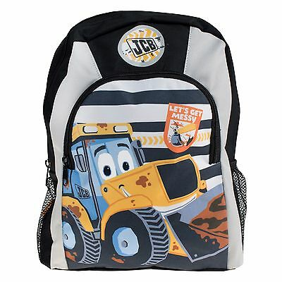 JCB Bag | Kids Joey JCB Backpack | JCB Rucksack | JCB School Bag | NEW