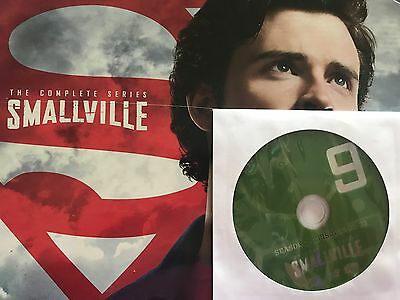 Smallville - Season 2, Disc 3 REPLACEMENT DISC (not full season)