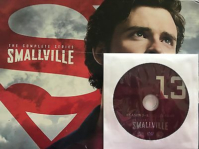 Smallville - Season 3, Disc 1 REPLACEMENT DISC (not full season)