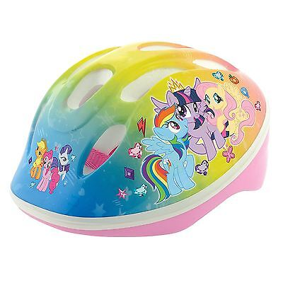 My Little Pony Safety Helmet Lightweight Colourful Girls Childrens
