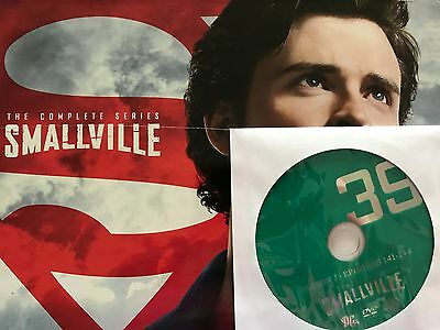 Smallville - Season 7, Disc 3 REPLACEMENT DISC (not full season)