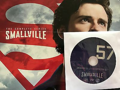 Smallville - Season 10, Disc 3 REPLACEMENT DISC (not full season)