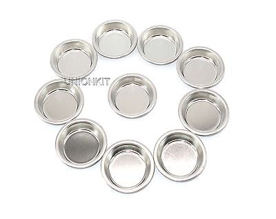 New 10 Piece Paint Tray Color Dish Model Coloring Tool for Modelling Painting