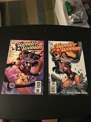 Wonder Woman #1 And #2 AWESOME SERIES