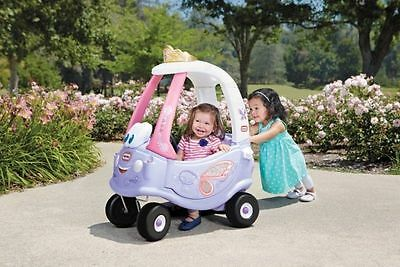 Little Tikes Fairy Cozy Coupe Brand New