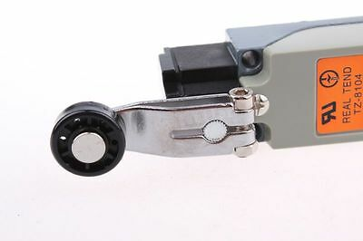 TZ-8104 Momentary DPST Rotary Roller Arm Limit Switch for CNC Mill