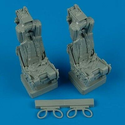 QUICKBOOST QB32069 Ejection Seats w/Safety Belts for F-4 Phantom II in 1:32