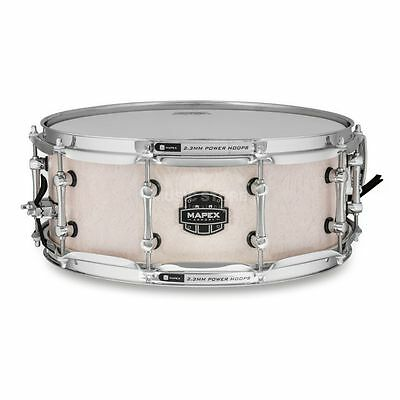 """Mapex Mapex - Armory Snare """"Peacemaker"""", 14""""x5,5"""", Antique Ivory"""