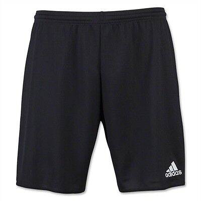adidas Parma 16 Mens Black Football Gym Sports Shorts Size 2XL