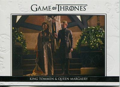 Game Of Thrones Season 5 Relationships Chase Card DL25