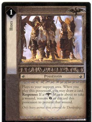 Lord Of The Rings CCG Card TTT 4.R139 Banished