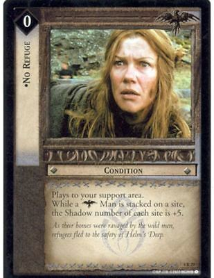 Lord Of The Rings CCG Card MoM 2.R36 No Mere Ranger