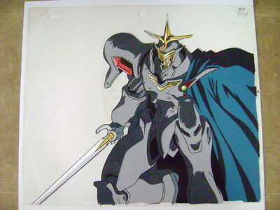 The Vision Of Escaflowne Guymelf Scherazade Anime Production Cel 5
