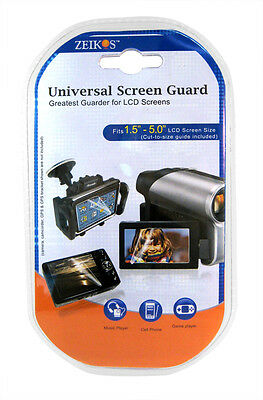 3 Clear Screen Protector for Panasonic Lumix DMC-GX1X