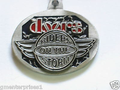 The Doors Music Group Key Chain Riders on the Storm  , (#1432a)