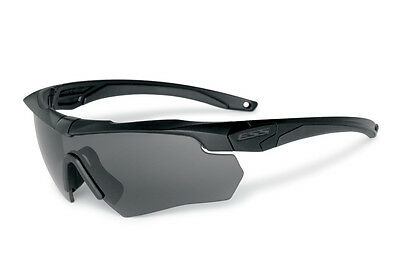 US Army ESS Crossbow Sonnenbrille Schutzbrille clear / smoke Brille black