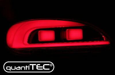 LED BAR REAR LIGHTS SET for VW SCIROCCO III TYPE 13 from 08 RED CLEAR NEW