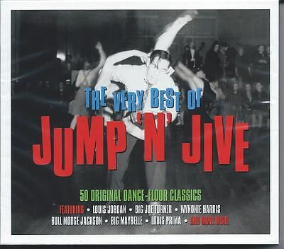 Jump 'N' Jive - The Very Best Of (2CD 2017) NEW/SEALED